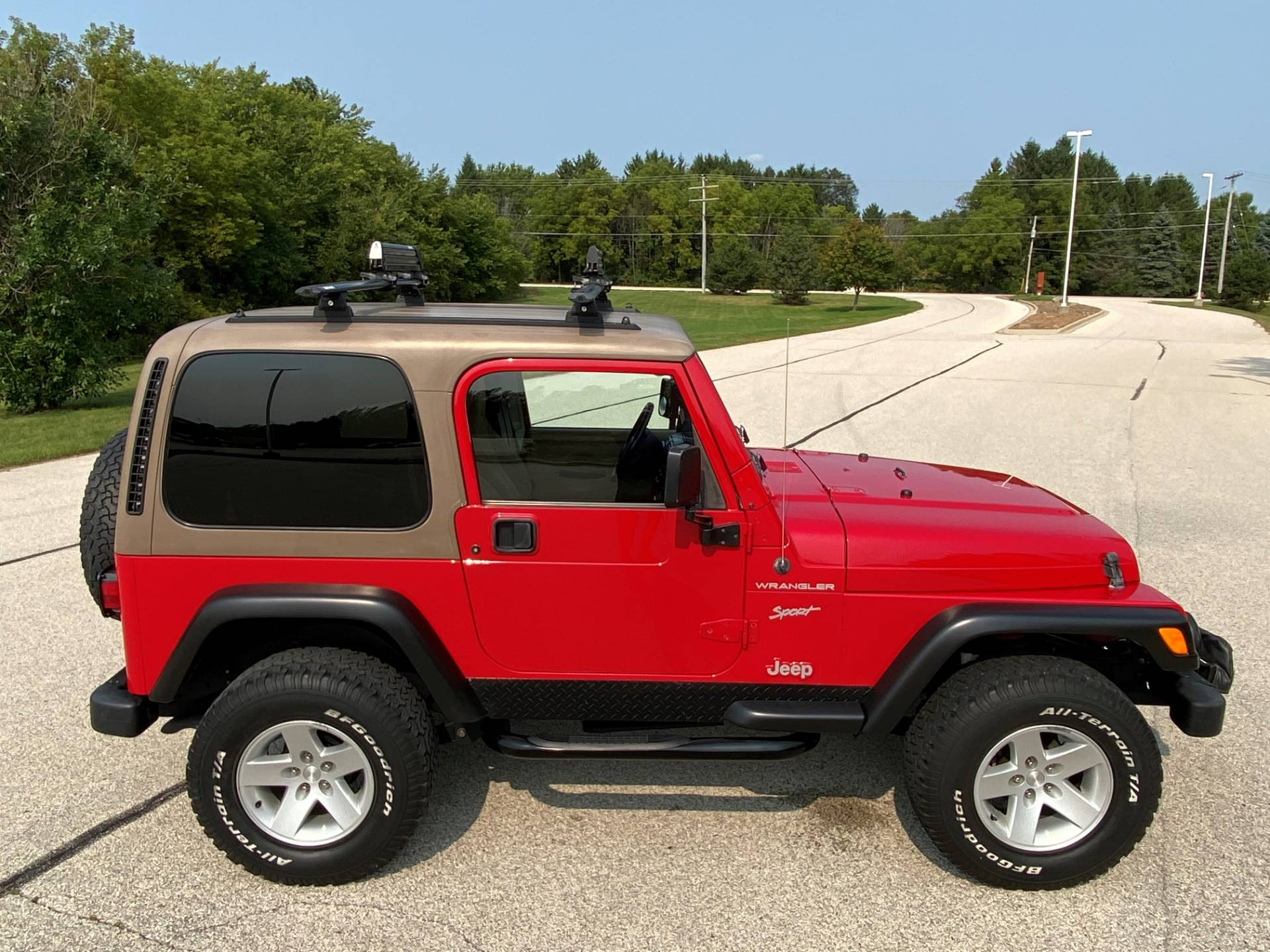 2002 Jeep® Wrangler X in Big Bend, Wisconsin - Photo 69