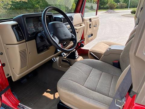 2002 Jeep® Wrangler X in Big Bend, Wisconsin - Photo 16