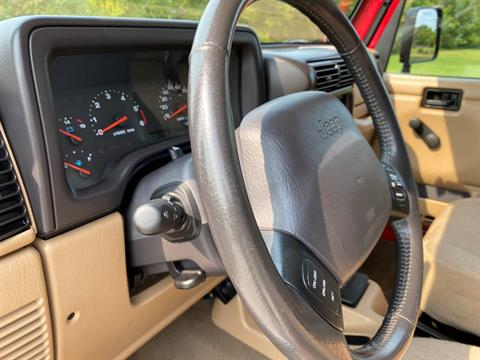 2002 Jeep® Wrangler X in Big Bend, Wisconsin - Photo 106
