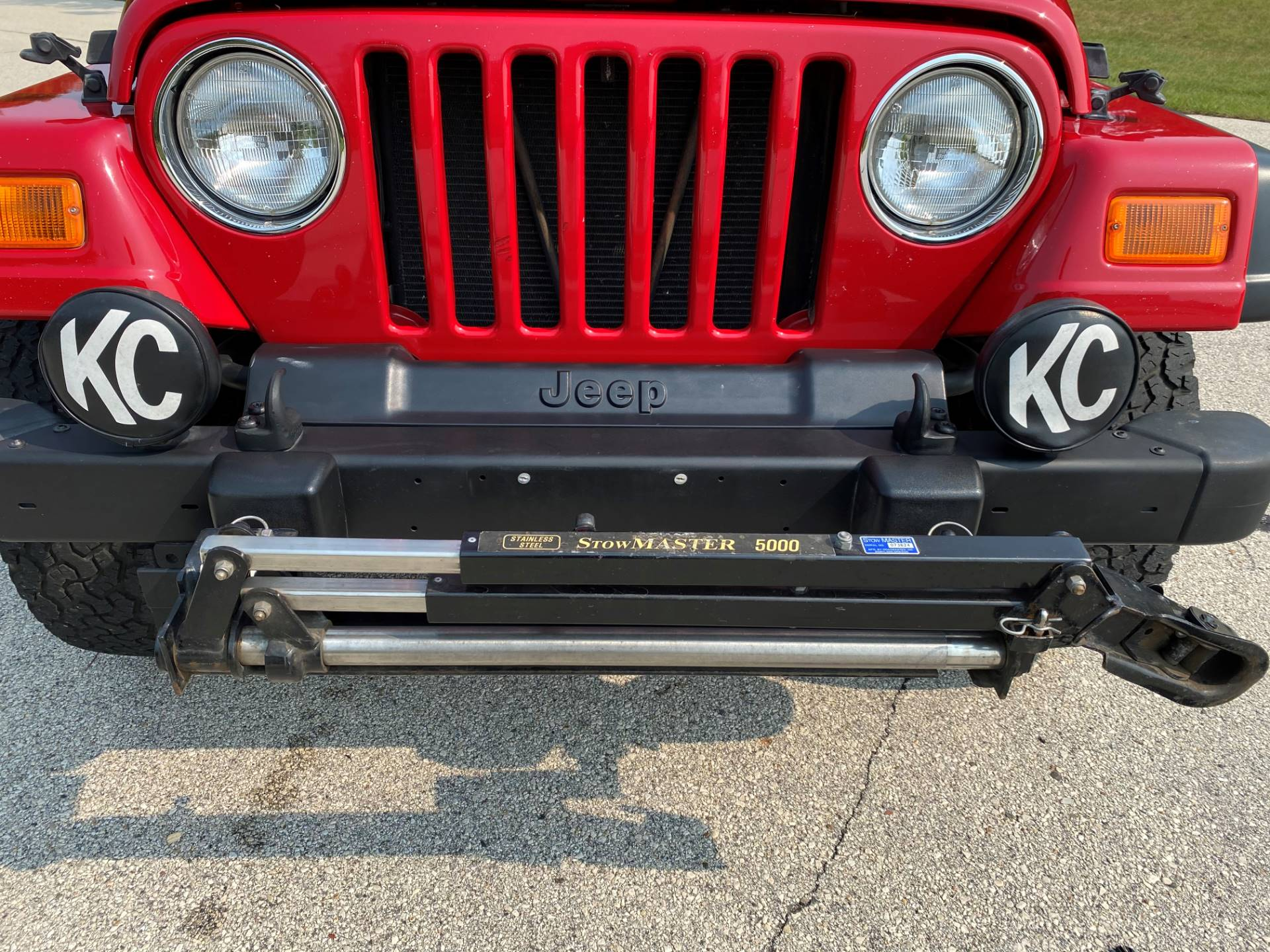 2002 Jeep® Wrangler X in Big Bend, Wisconsin - Photo 118
