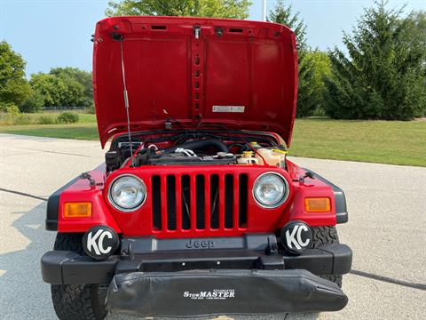 2002 Jeep® Wrangler X in Big Bend, Wisconsin - Photo 129