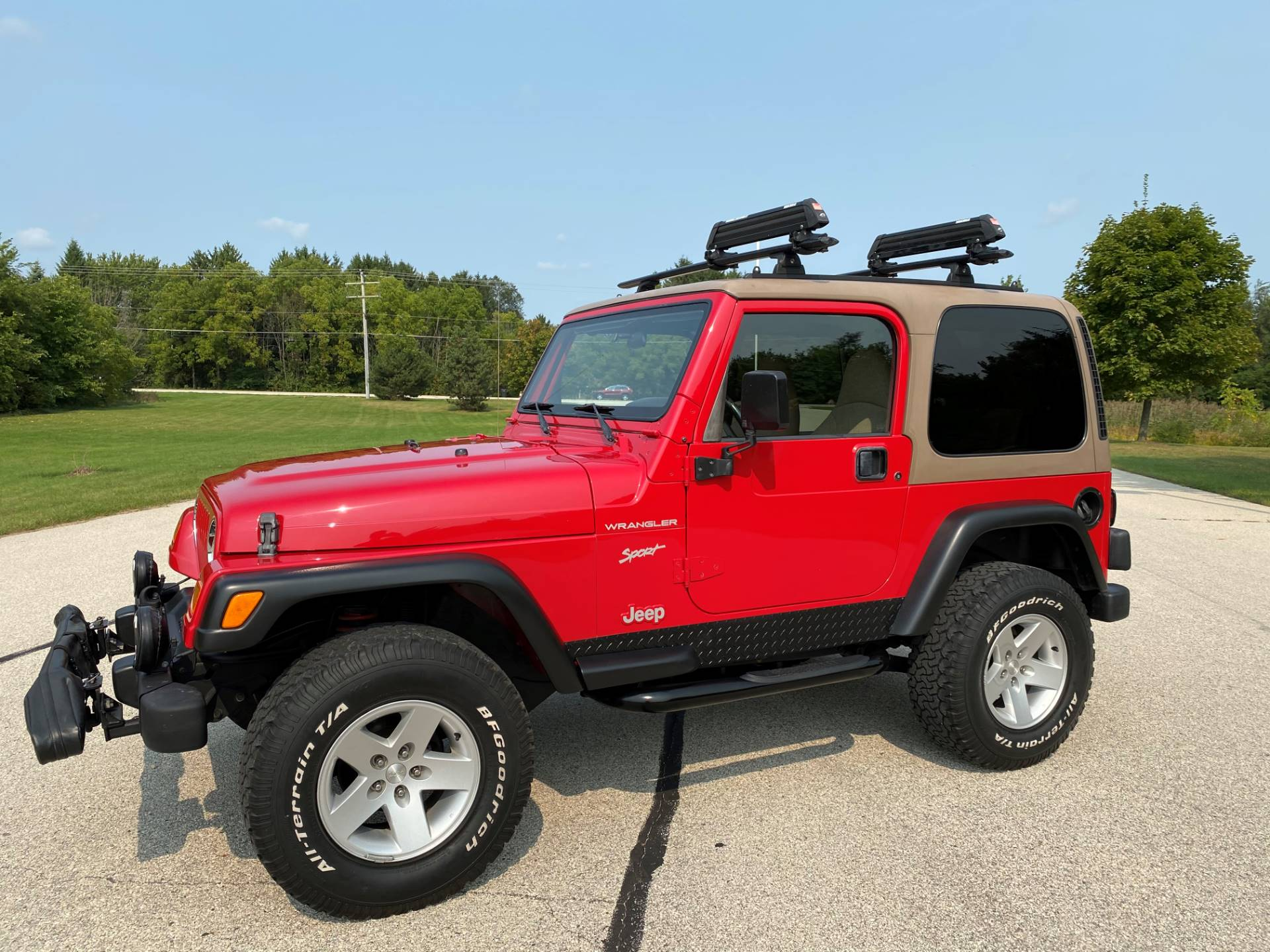 2002 Jeep® Wrangler X in Big Bend, Wisconsin - Photo 133
