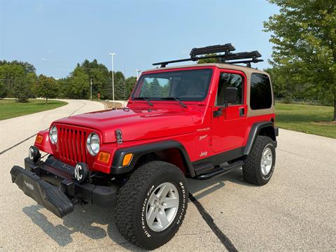 2002 Jeep® Wrangler X in Big Bend, Wisconsin - Photo 134