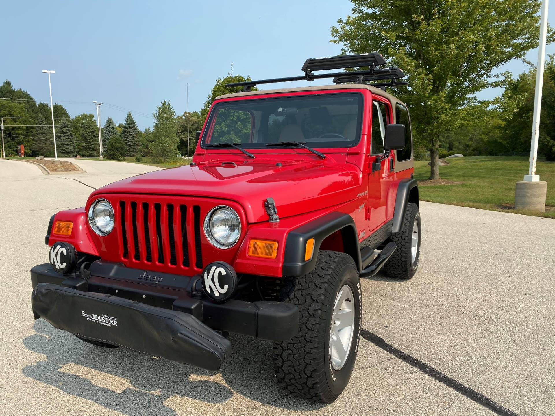 2002 Jeep® Wrangler X in Big Bend, Wisconsin - Photo 135