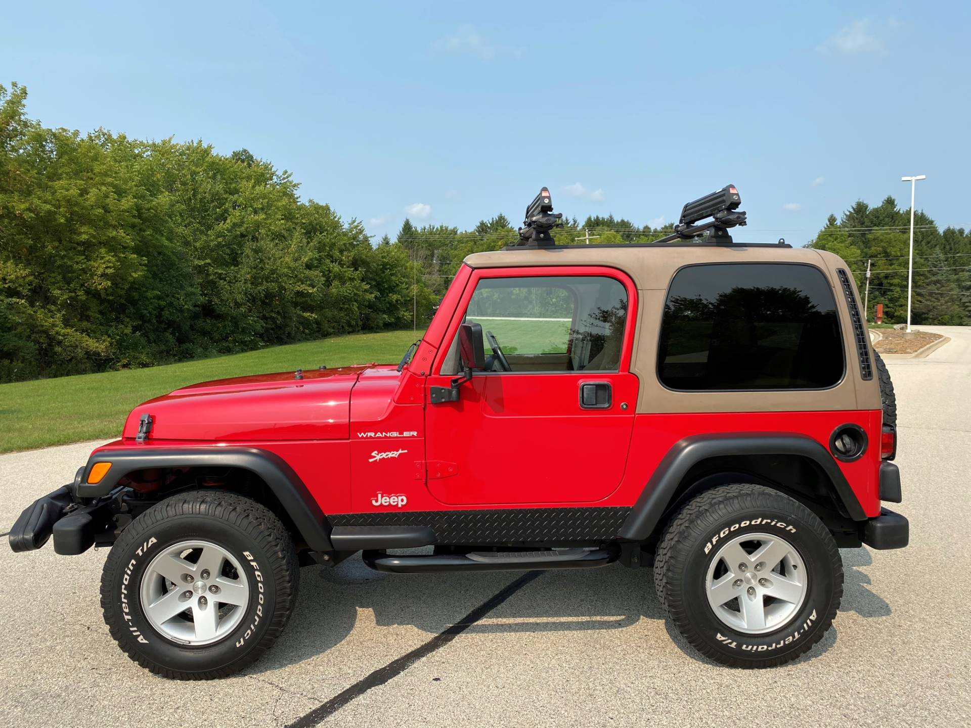 2002 Jeep® Wrangler X in Big Bend, Wisconsin - Photo 137