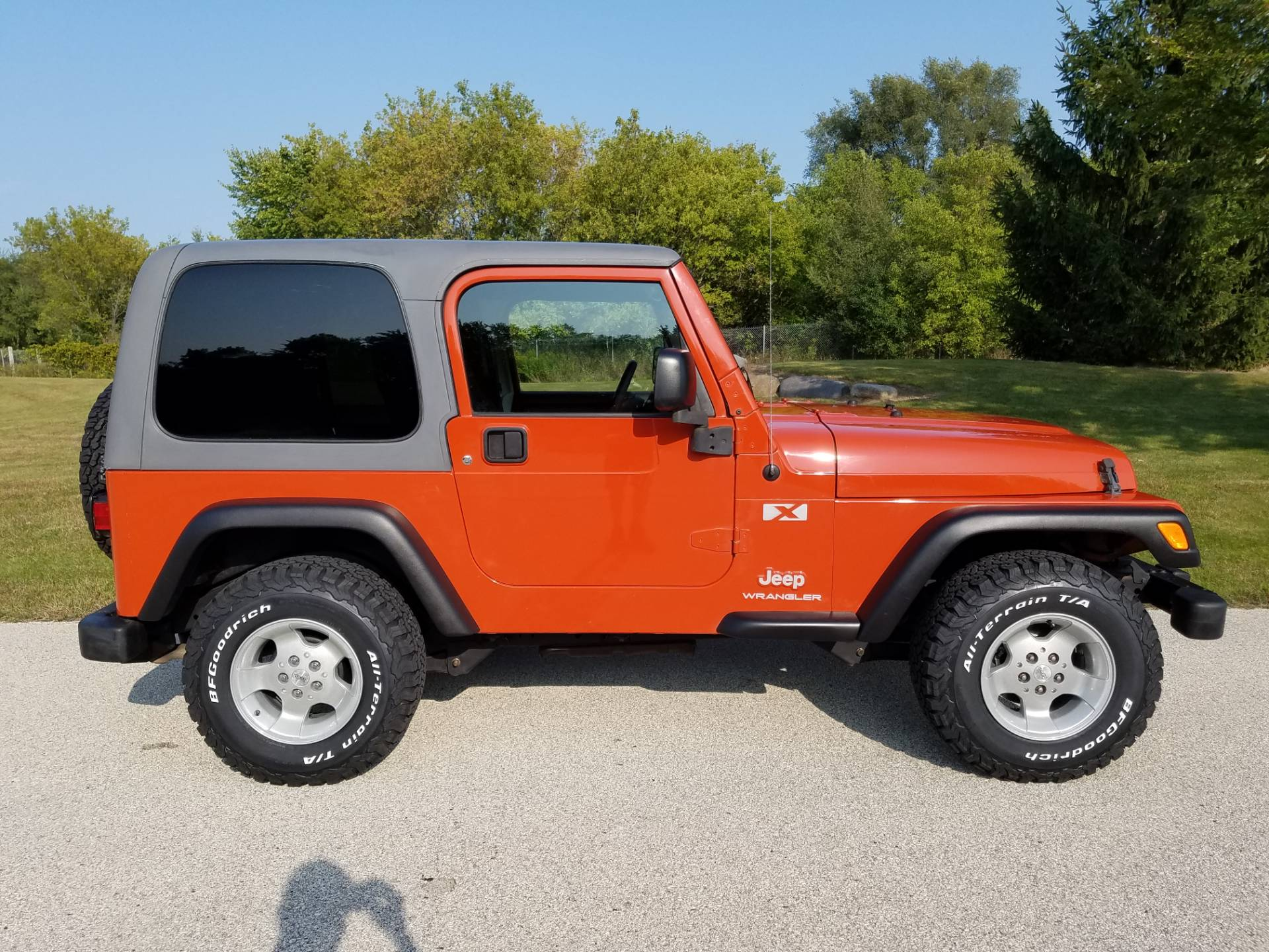 2005 Jeep® Wrangler in Big Bend, Wisconsin - Photo 1