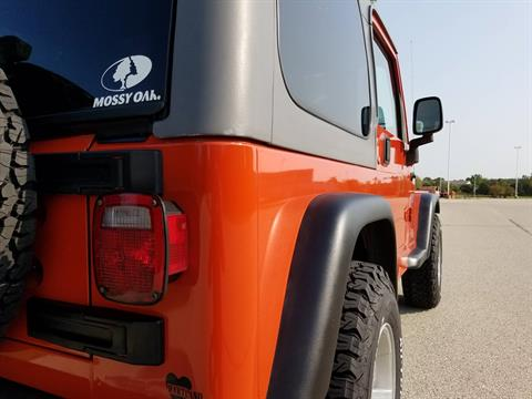 2005 Jeep® Wrangler in Big Bend, Wisconsin - Photo 5