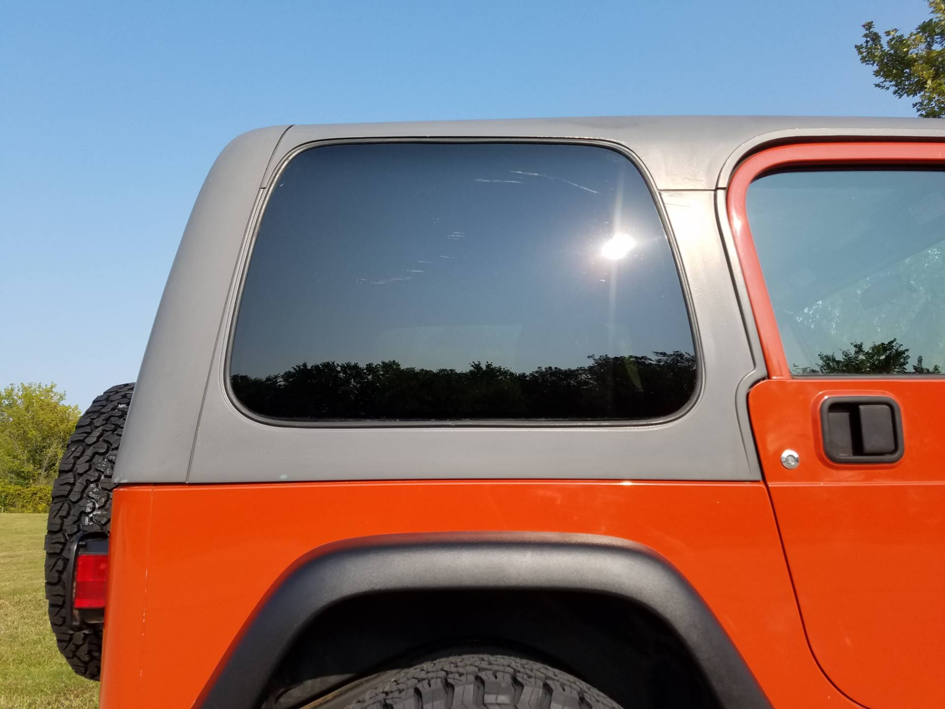 2005 Jeep® Wrangler in Big Bend, Wisconsin - Photo 8