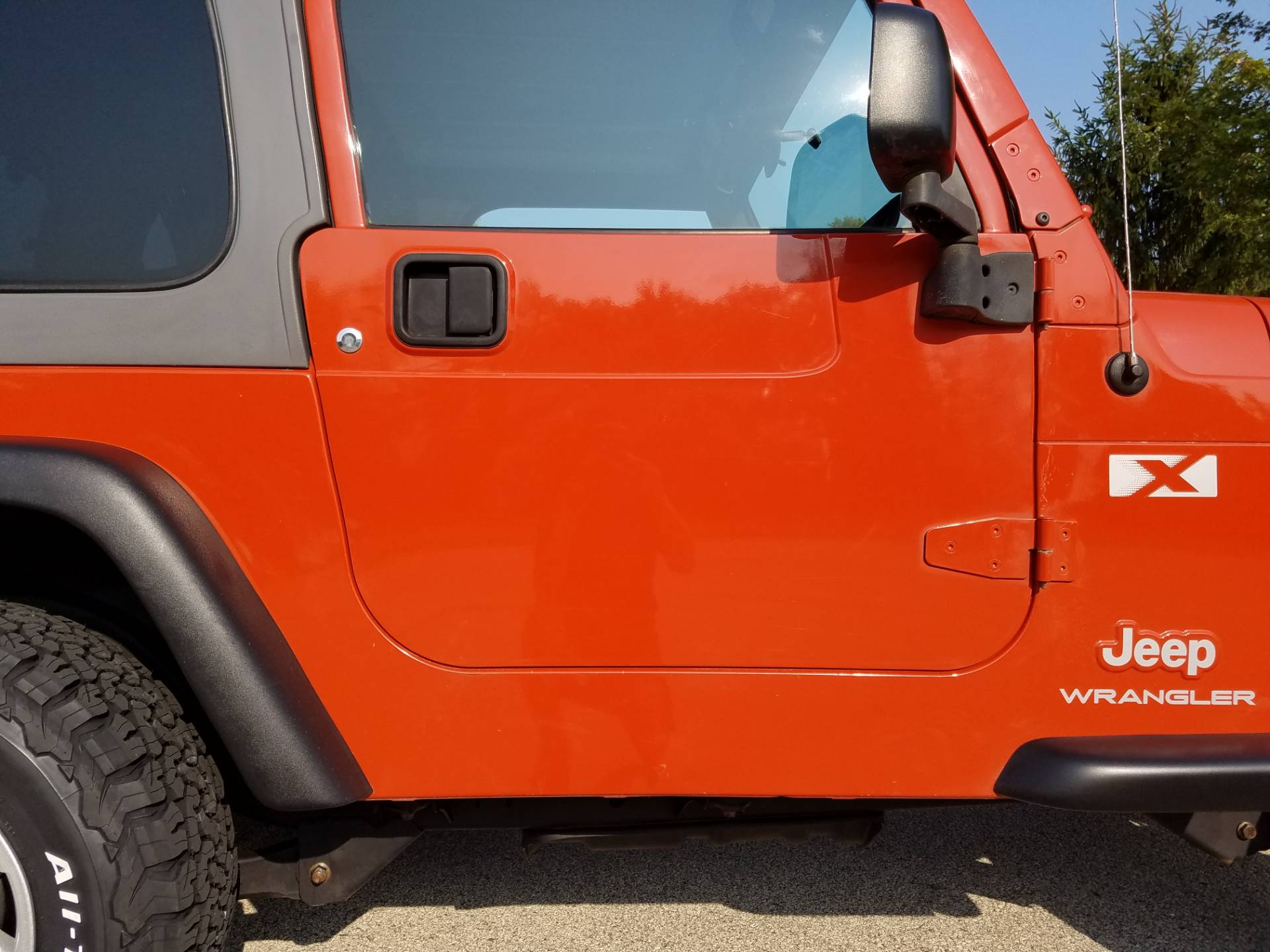 2005 Jeep® Wrangler in Big Bend, Wisconsin - Photo 10