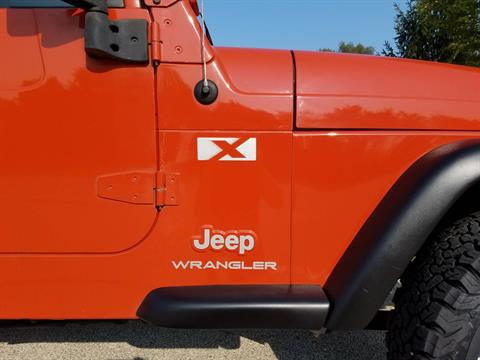 2005 Jeep® Wrangler in Big Bend, Wisconsin - Photo 11