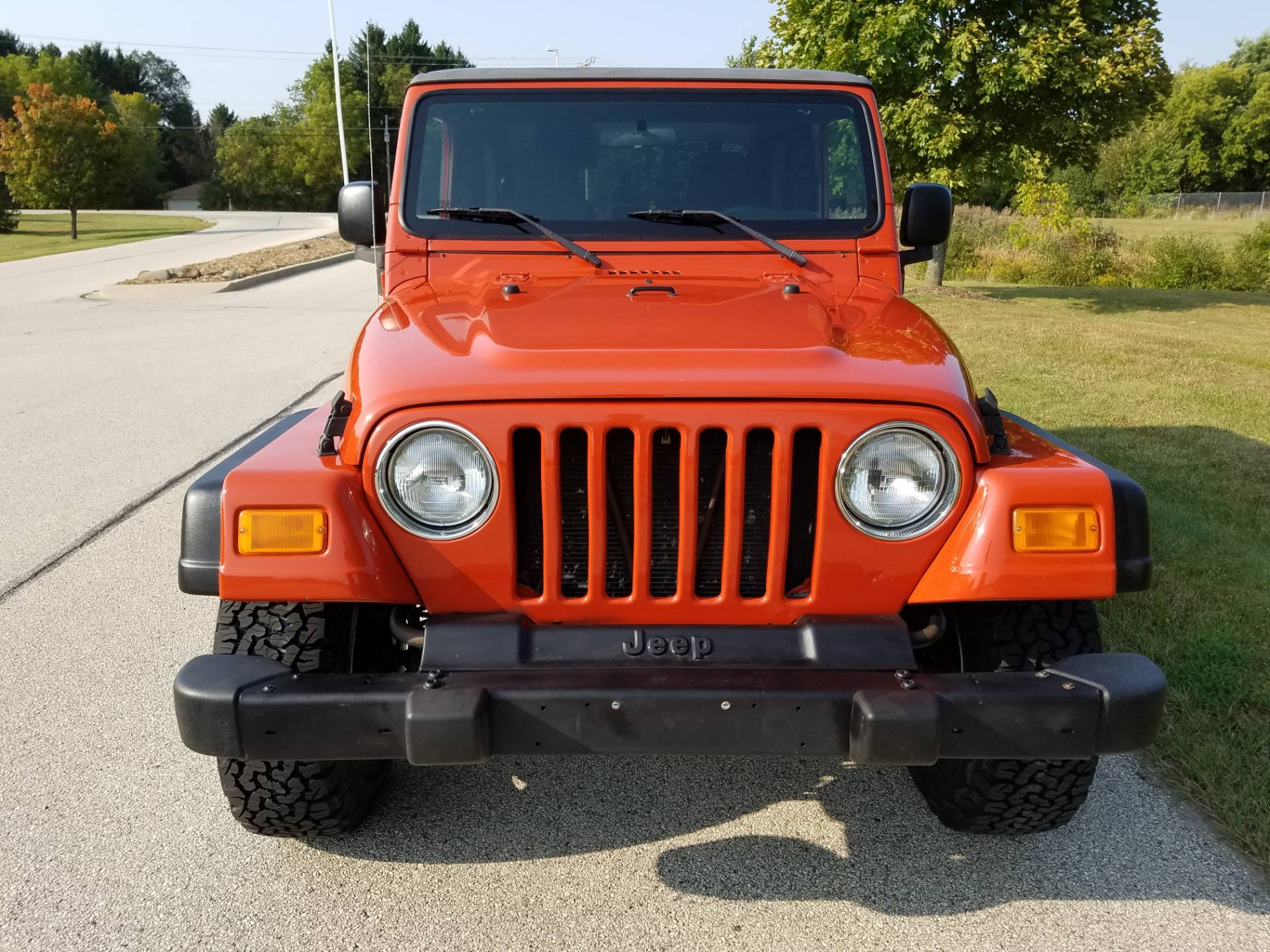 2005 Jeep® Wrangler in Big Bend, Wisconsin - Photo 30