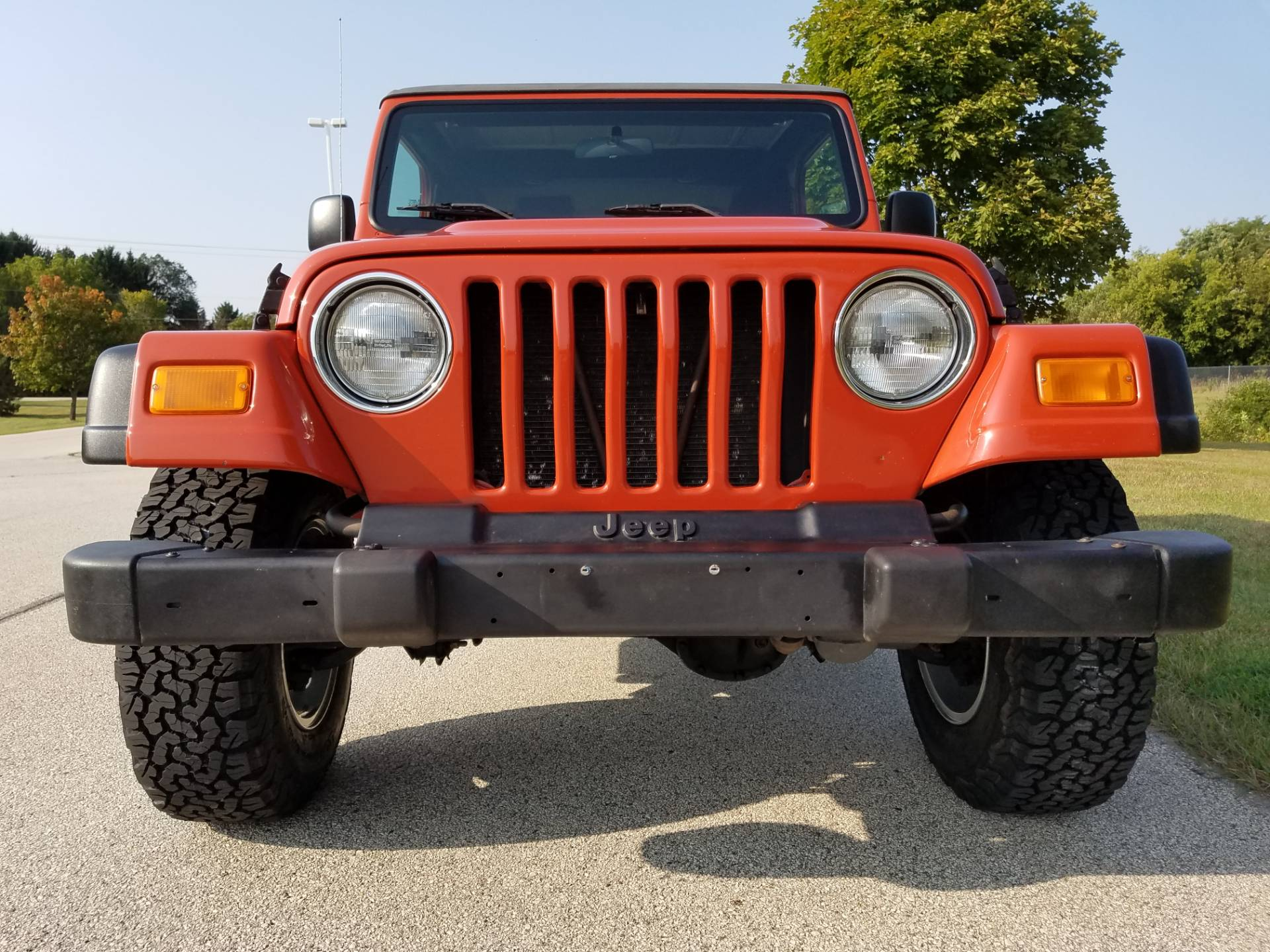 2005 Jeep® Wrangler in Big Bend, Wisconsin - Photo 31