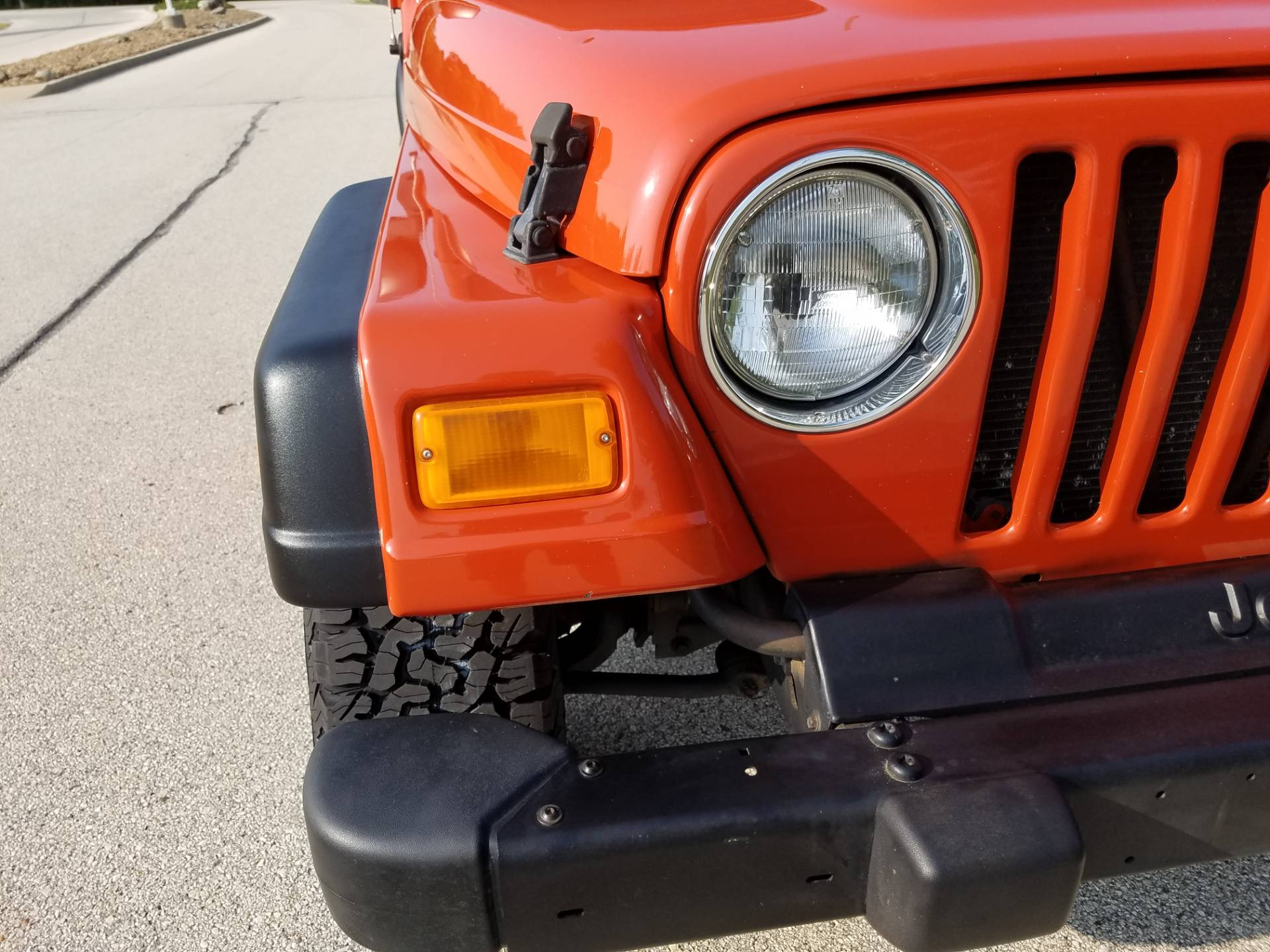 2005 Jeep® Wrangler in Big Bend, Wisconsin - Photo 32