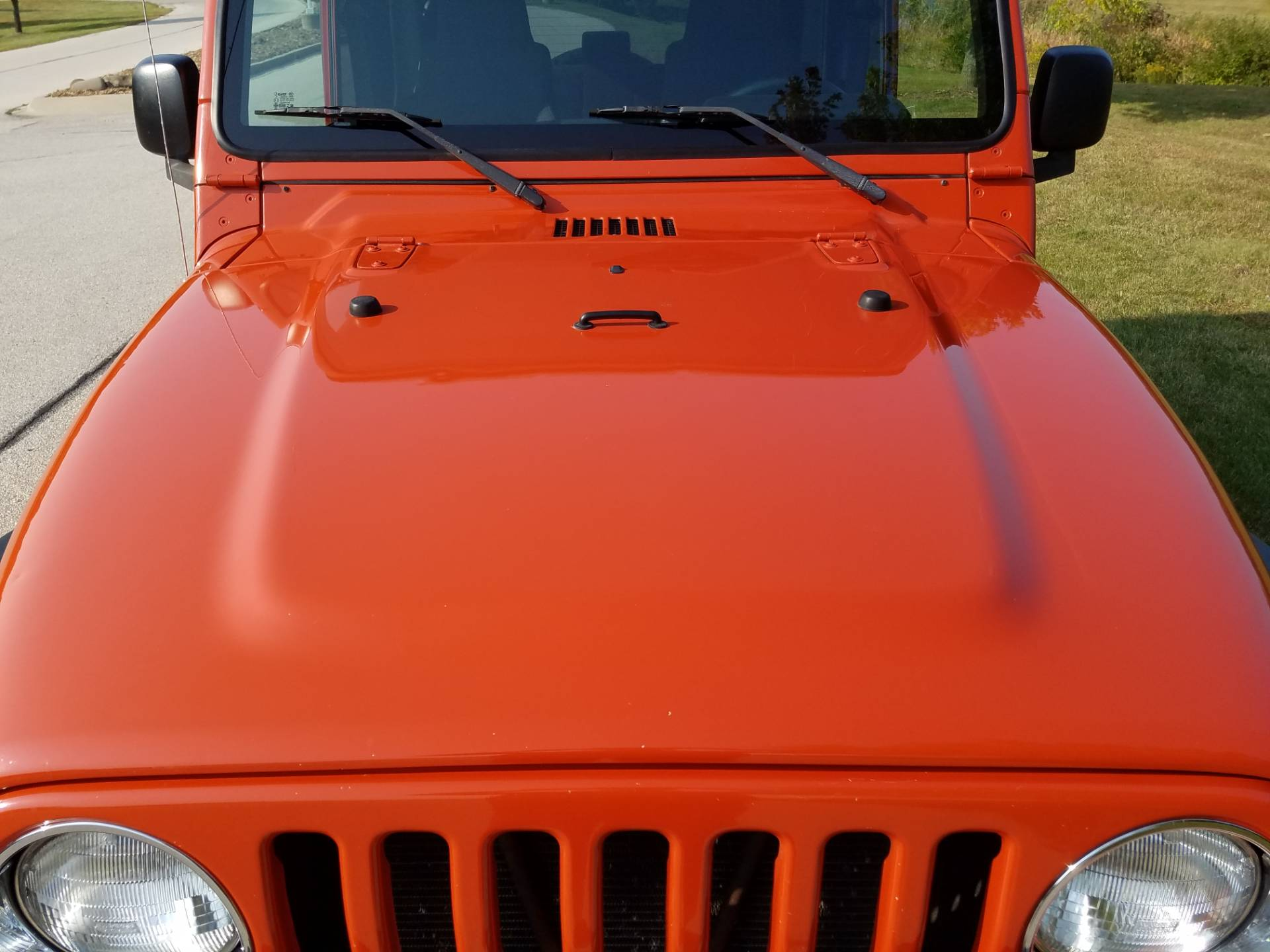 2005 Jeep® Wrangler in Big Bend, Wisconsin - Photo 34