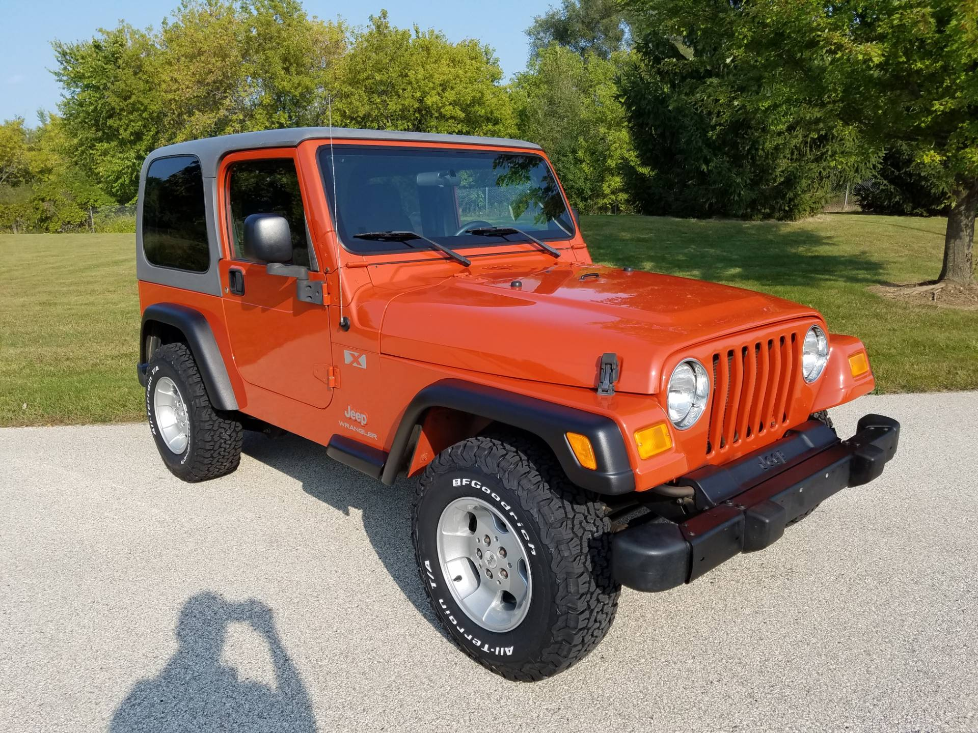 2005 Jeep® Wrangler in Big Bend, Wisconsin - Photo 38