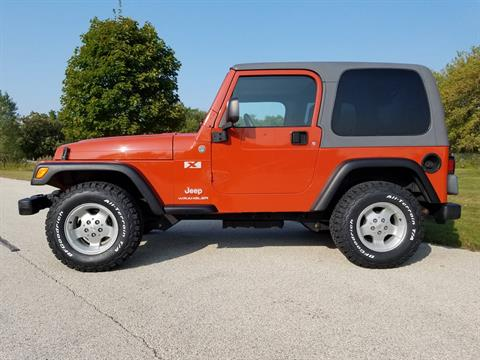 2005 Jeep® Wrangler in Big Bend, Wisconsin - Photo 39