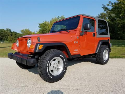 2005 Jeep® Wrangler in Big Bend, Wisconsin - Photo 40