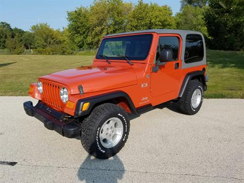 2005 Jeep® Wrangler in Big Bend, Wisconsin - Photo 41
