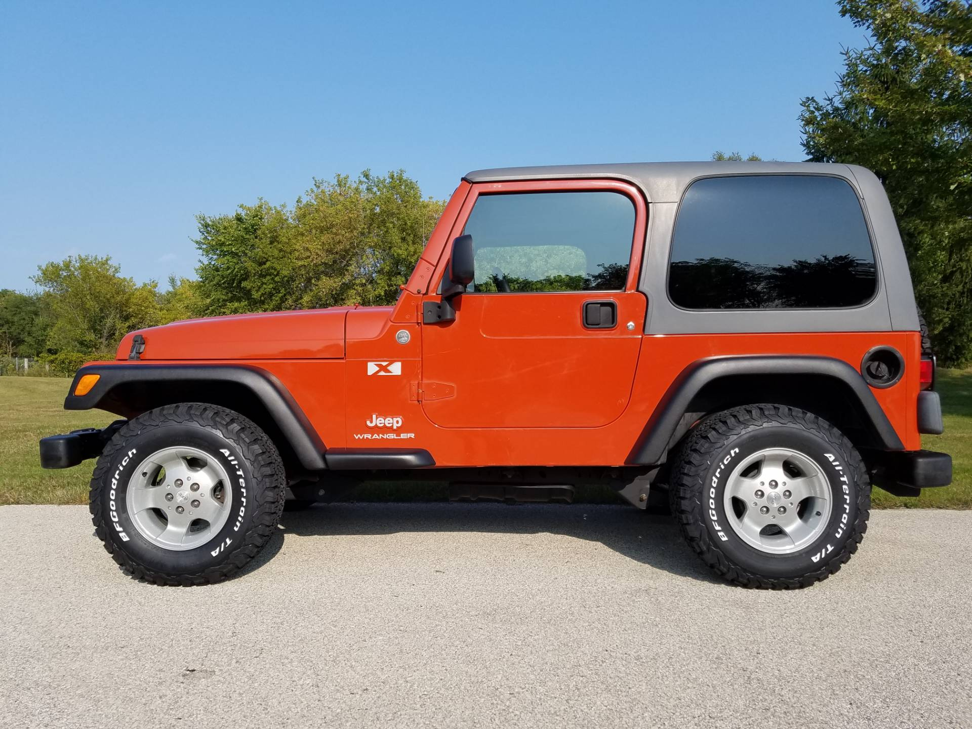 2005 Jeep® Wrangler in Big Bend, Wisconsin - Photo 43