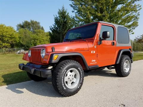 2005 Jeep® Wrangler in Big Bend, Wisconsin - Photo 44