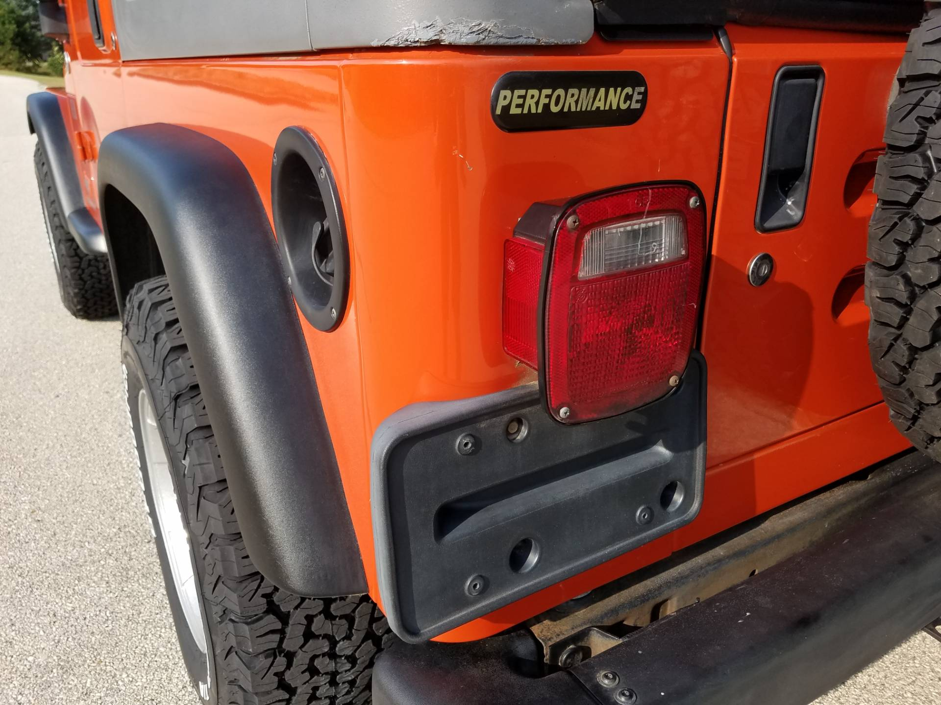 2005 Jeep® Wrangler in Big Bend, Wisconsin - Photo 47