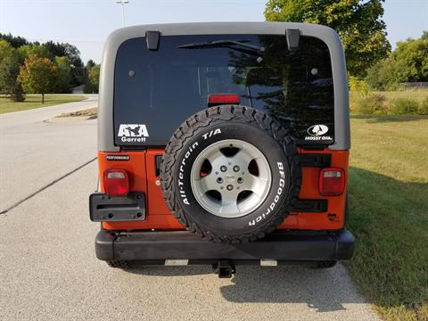 2005 Jeep® Wrangler in Big Bend, Wisconsin - Photo 82