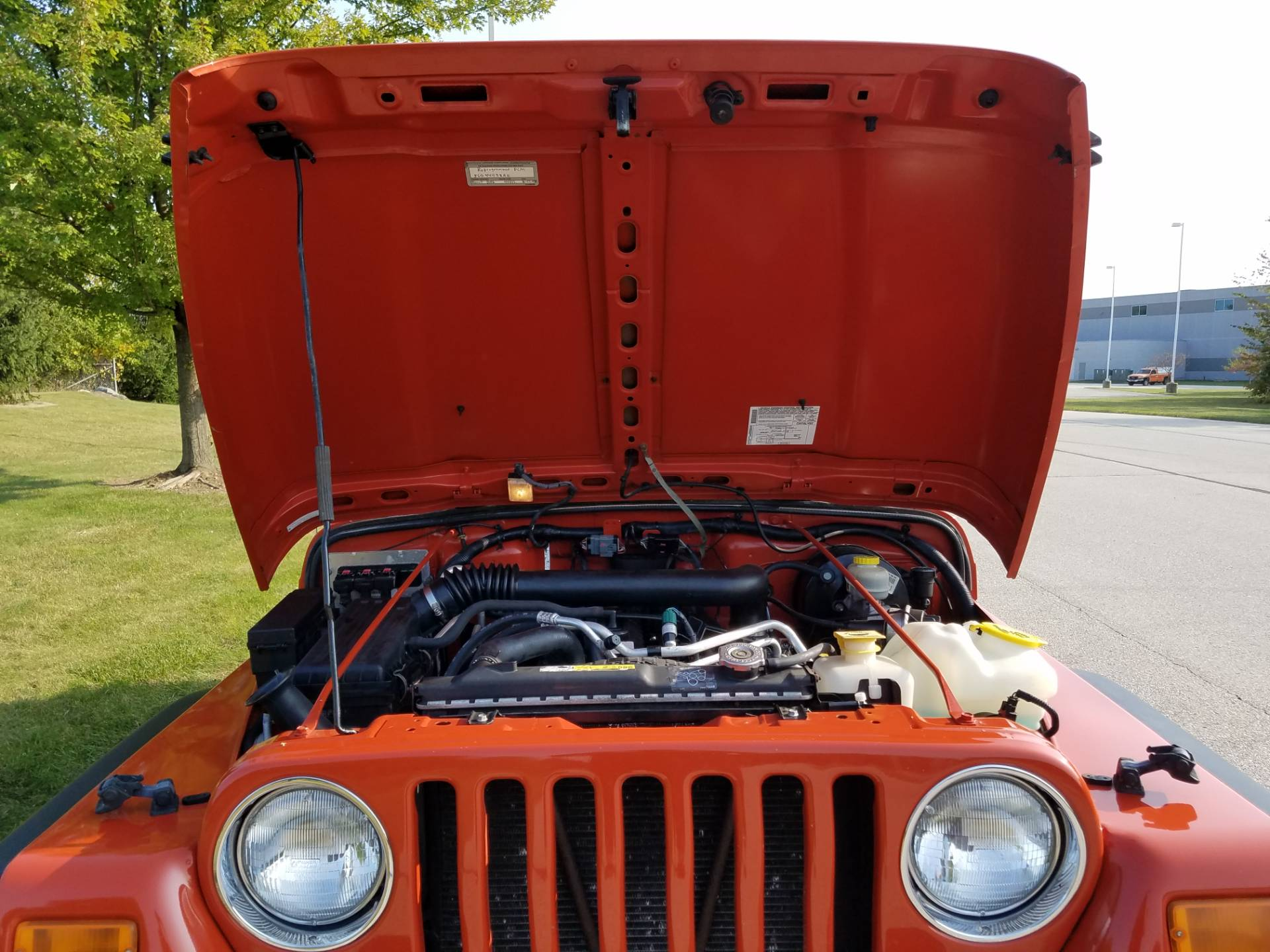 2005 Jeep® Wrangler in Big Bend, Wisconsin - Photo 104