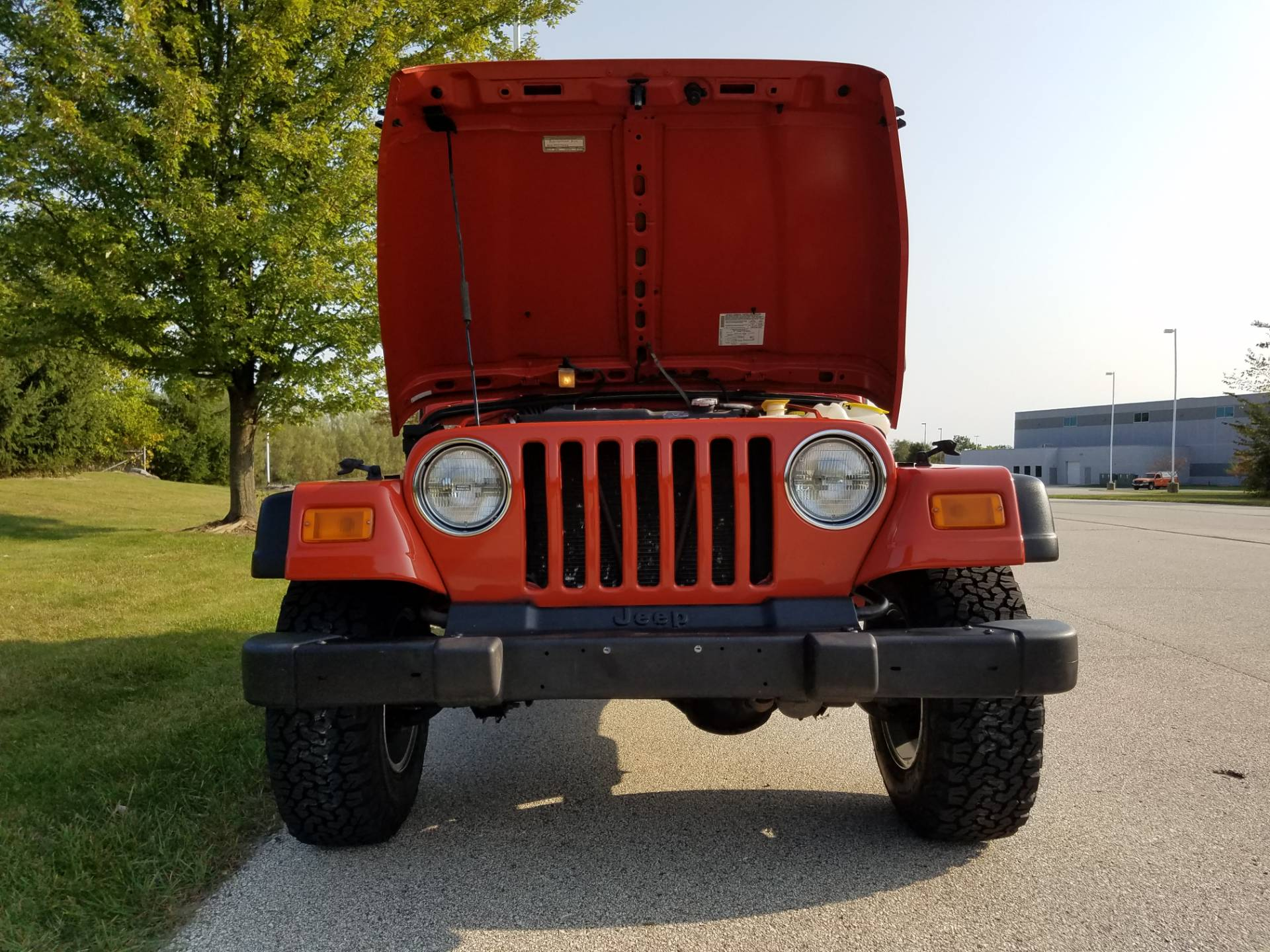 2005 Jeep® Wrangler in Big Bend, Wisconsin - Photo 119