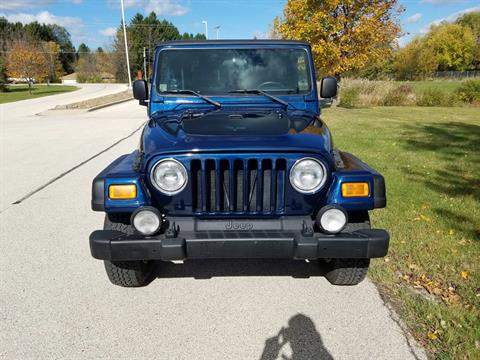 2004 Jeep® Wrangler Sport in Big Bend, Wisconsin - Photo 5