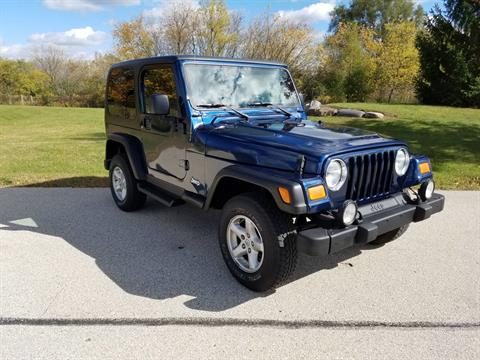 2004 Jeep® Wrangler Sport in Big Bend, Wisconsin - Photo 41