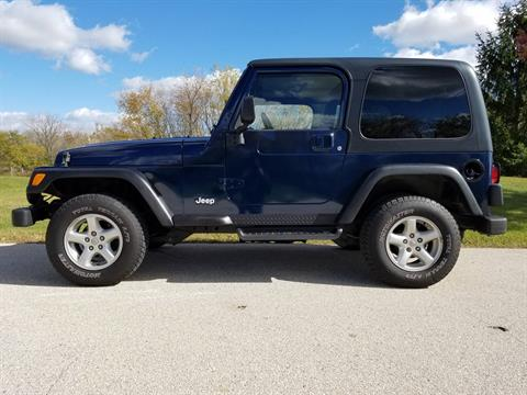2004 Jeep® Wrangler Sport in Big Bend, Wisconsin - Photo 47