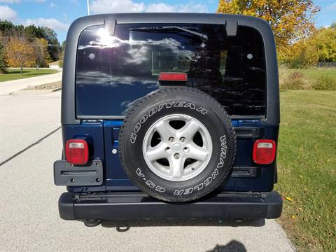 2004 Jeep® Wrangler Sport in Big Bend, Wisconsin - Photo 79