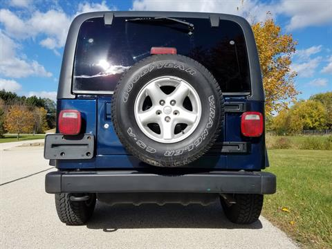 2004 Jeep® Wrangler Sport in Big Bend, Wisconsin - Photo 80