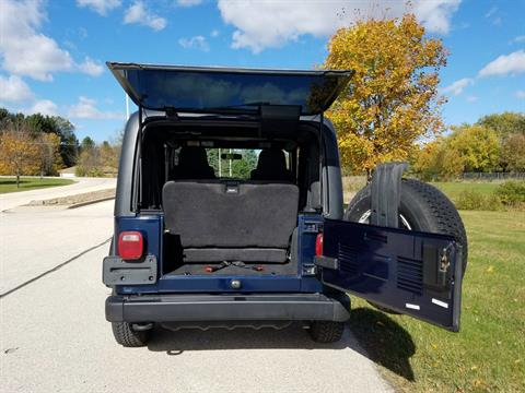 2004 Jeep® Wrangler Sport in Big Bend, Wisconsin - Photo 88