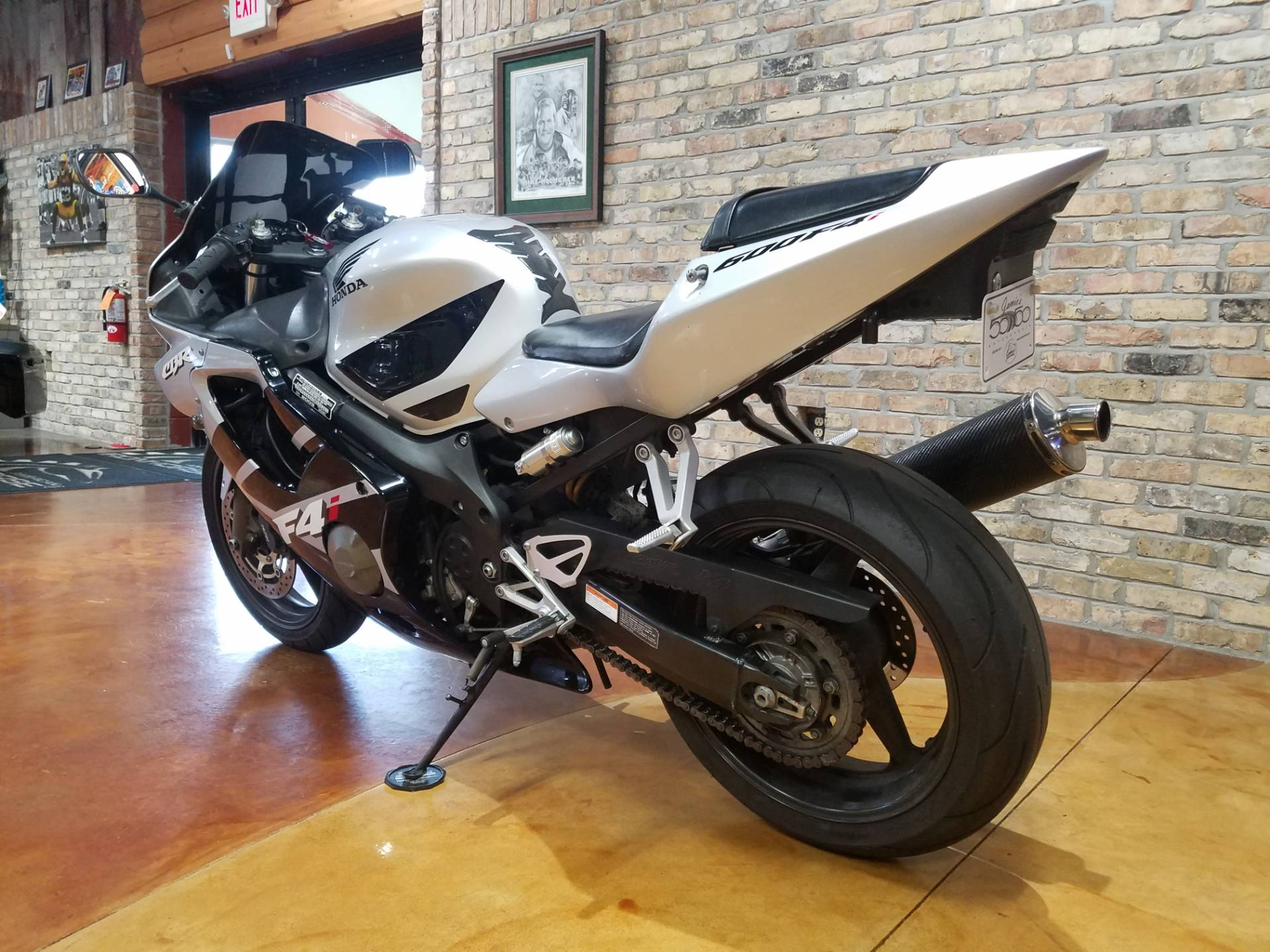 2003 Honda CBR600 in Big Bend, Wisconsin - Photo 20