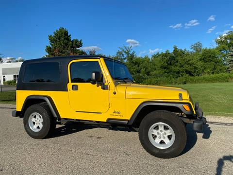 2005 Jeep® Wrangler Unlimited in Big Bend, Wisconsin - Photo 3