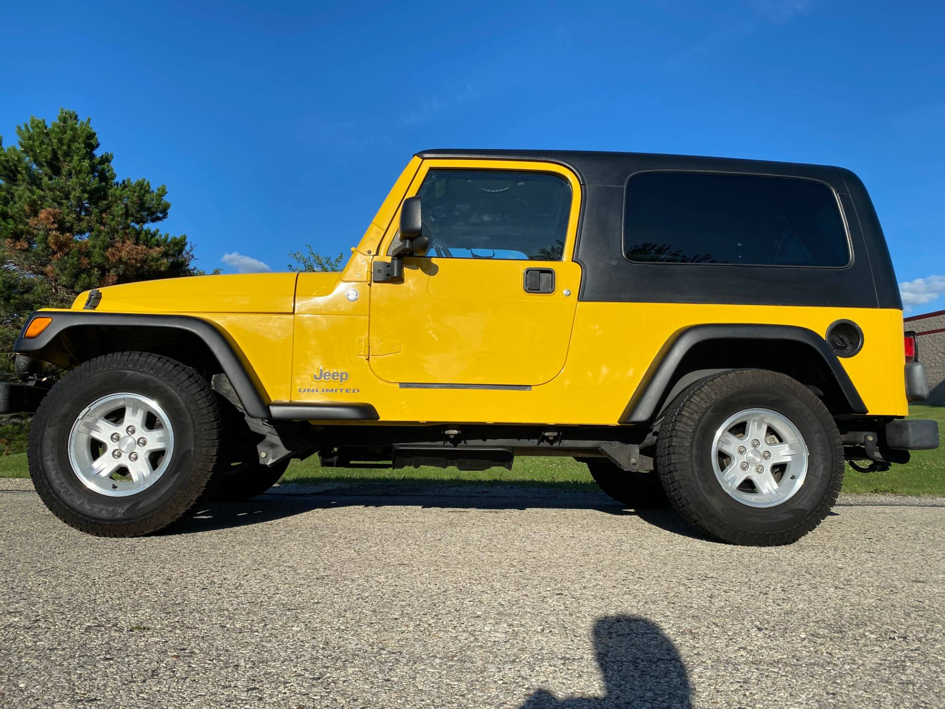 2005 Jeep® Wrangler Unlimited in Big Bend, Wisconsin - Photo 26