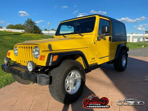 2005 Jeep® Wrangler Unlimited in Big Bend, Wisconsin - Photo 1