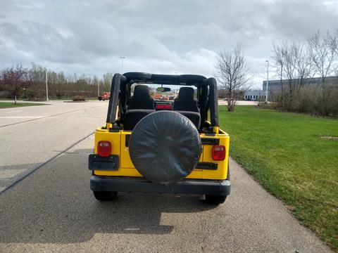 2005 Jeep® Jeep Wrangler Unlimited in Big Bend, Wisconsin - Photo 11