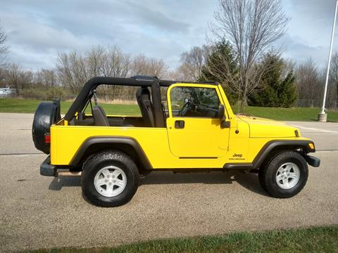 2005 Jeep® Jeep Wrangler Unlimited in Big Bend, Wisconsin - Photo 2