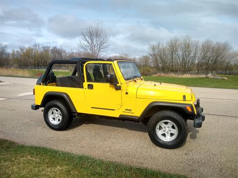 2005 Jeep® Jeep Wrangler Unlimited in Big Bend, Wisconsin - Photo 5