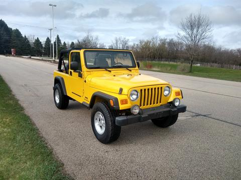2005 Jeep® Jeep Wrangler Unlimited in Big Bend, Wisconsin - Photo 3