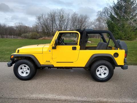 2005 Jeep® Jeep Wrangler Unlimited in Big Bend, Wisconsin - Photo 1