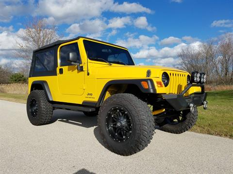 2005 Jeep® Wrangler Unlimited in Big Bend, Wisconsin - Photo 22