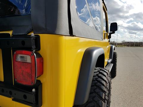 2005 Jeep® Wrangler Unlimited in Big Bend, Wisconsin - Photo 23