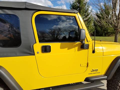 2005 Jeep® Wrangler Unlimited in Big Bend, Wisconsin - Photo 25