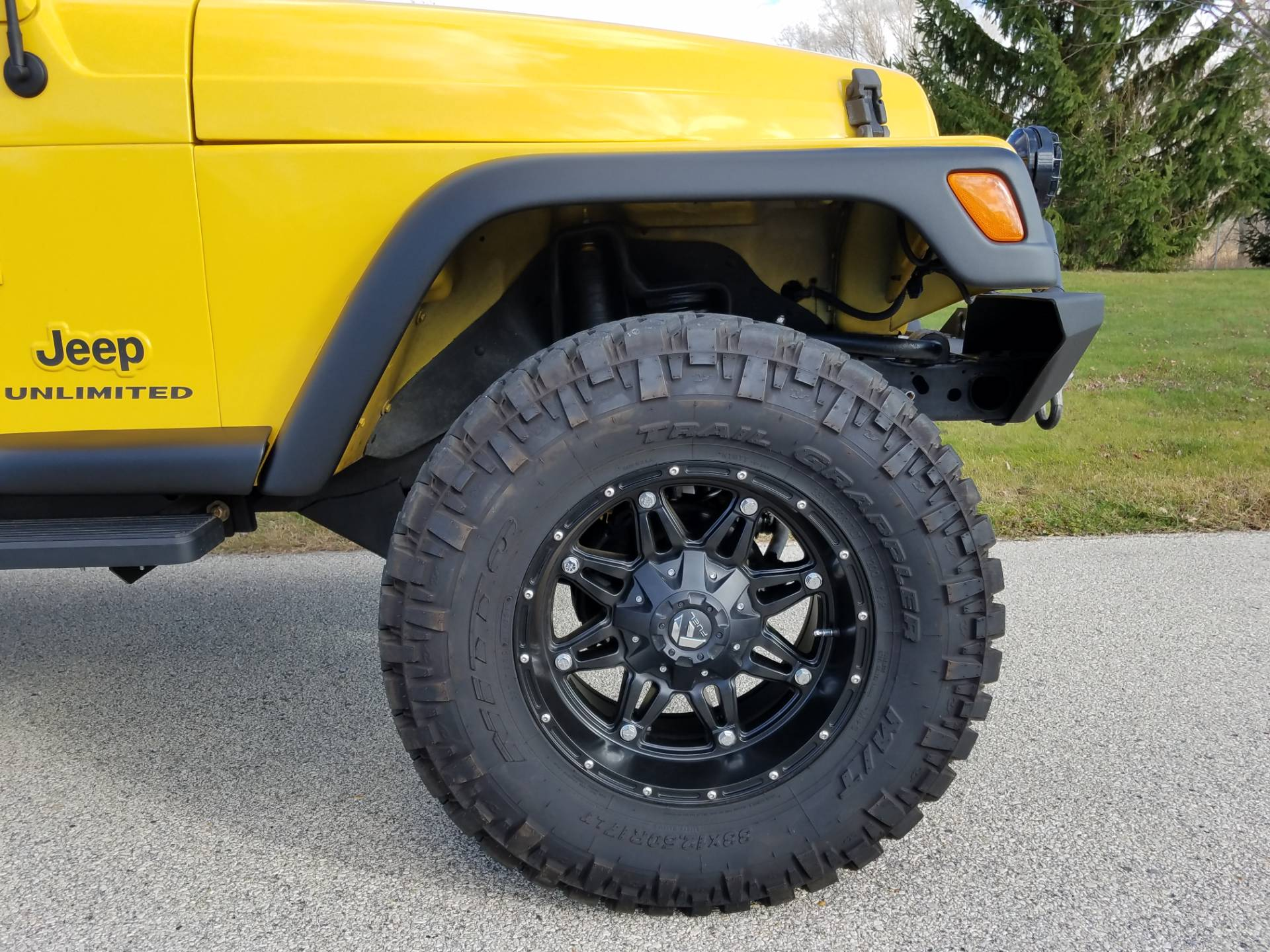 2005 Jeep® Wrangler Unlimited in Big Bend, Wisconsin - Photo 29