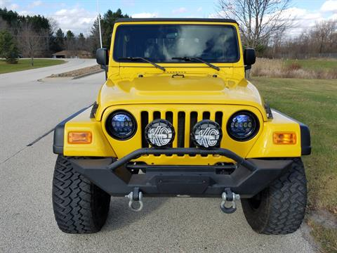 2005 Jeep® Wrangler Unlimited in Big Bend, Wisconsin - Photo 52