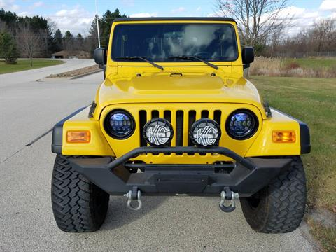 2005 Jeep® Wrangler Unlimited in Big Bend, Wisconsin - Photo 53