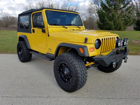 2005 Jeep® Wrangler Unlimited in Big Bend, Wisconsin - Photo 61